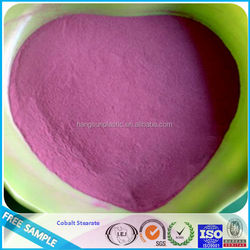 Hot sales high purity cobalt stearate for tyre industry