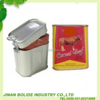 340g halal canned corned beef