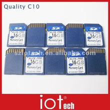 Wholesale Best Quality Memory Card 32GB 16GB SD Class 10