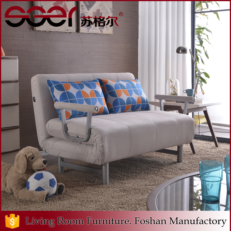 Multifunction fabric folding sofa covers design movable cheap chair