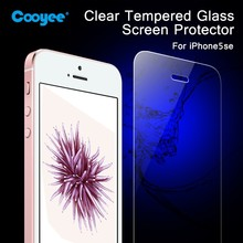 9H Diamond Tempered glass screen protector for iPhone 5 SE