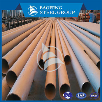 Seamless Pipe Incoloy 800 Stainless Steel Welded Tubes