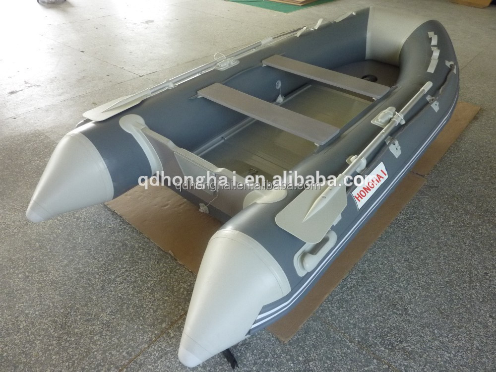 Inflatable Fishing Boat With Outboard Motor Buy