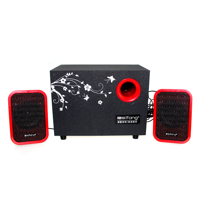 220V Stage Speaker MP3 Player 2.1 hifi speaker