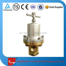 brass DN10 pressure increasing valve for LNG cylinder