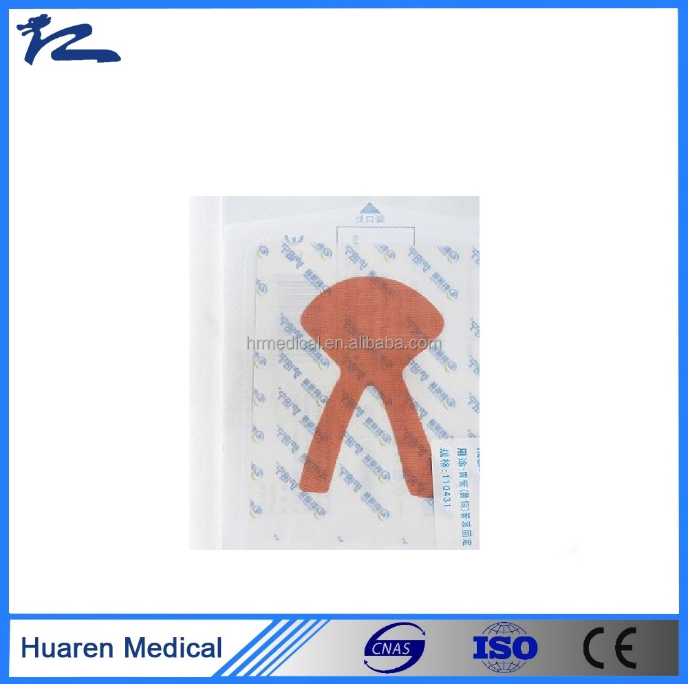 Disposable Medical Nasogastric Tube Holder