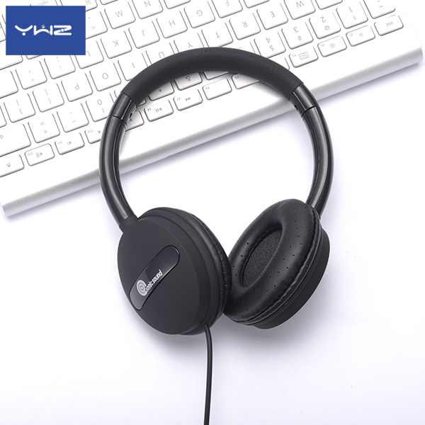 high quality OEM factory free sample telephone call center microphone headset