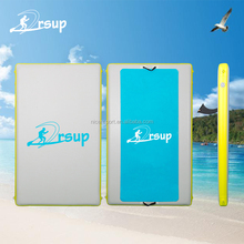 China exercise surf board sup yoga inflatable