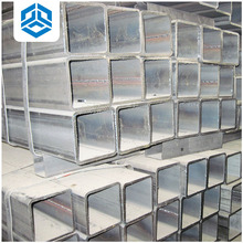 Hot galvanized schedule 40 square and rectangular steel pipe for sale in Guangdong