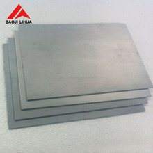 99.95% tungsten sheet tungsten metal price