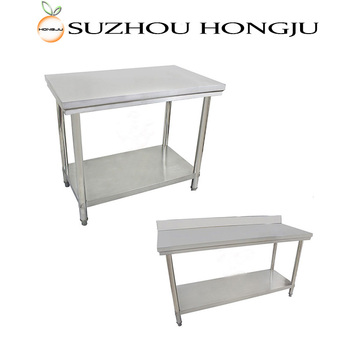 NSF approval industrial 201ss lab work table