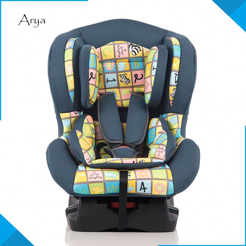 Comfortable safety seat Children's Chairs convertible inflatable graco baby car seat Updated Version Thickening Cotton Car Seat
