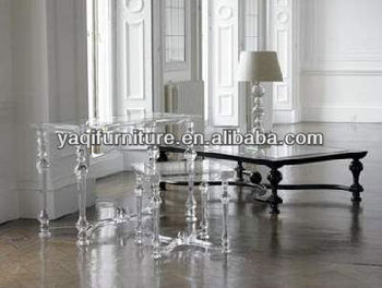 Acrylic Dining Table