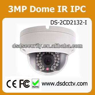 Hikvision Cheap Megapixel Dome IP PoE Camera DS-2CD2132-I