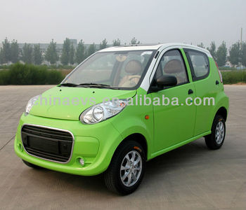 2013 New EEC L7e Four Seats Electric Car With Fashion Design Sports Version