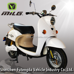 800W 2 wheel powerful electric motorcycle classic vespa scooter/electric motorcycle