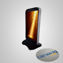 P2 P2.5 P3 P4 P5 P6 New Shape Mobile Phone High resolution full color indoor led advertising display screen
