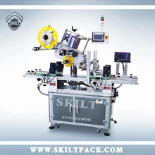 Self Adhesive Label Attachment Labeling Machine for Top Surface