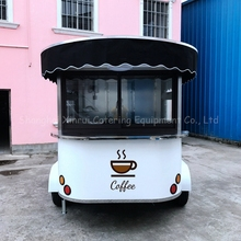 used mobile food kiosk kitchens for sale