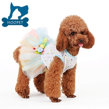 New style teddy small dog cloth Two legs coton pet clothes