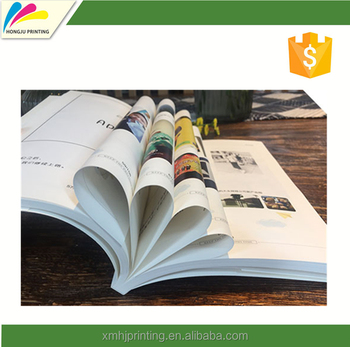 High quality cheap custom brochure printing trifold corporate brochures , catalog printing , printing service