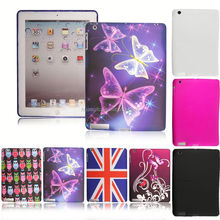 China Manufacturer Transparent clear colorful tpu case for ipad mini accpet OEM