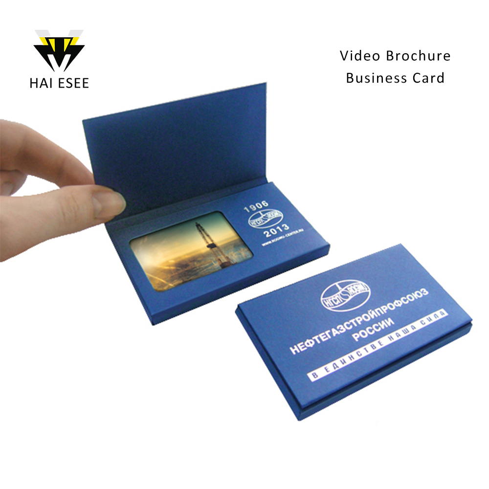 Custom printing 24 lcd screen video brochure business card mini custom printing 24 lcd screen video brochure business card mini video card player buy video brochurevideo business cardlcd video brochure product on reheart Image collections