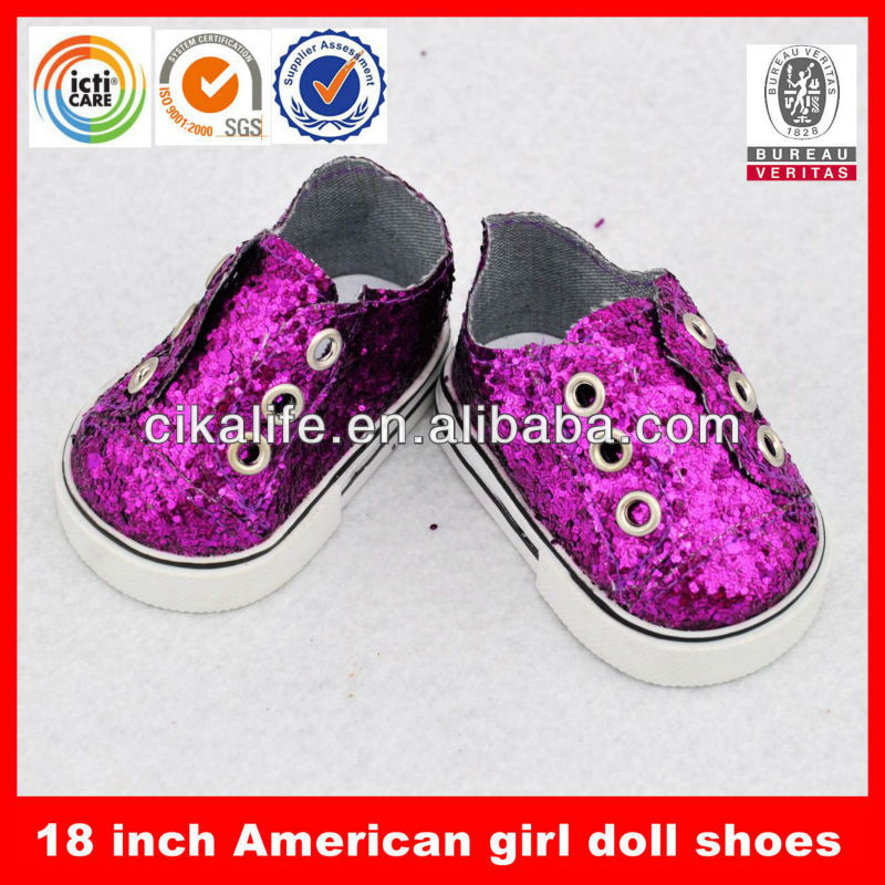 18 inch American girl doll shoes