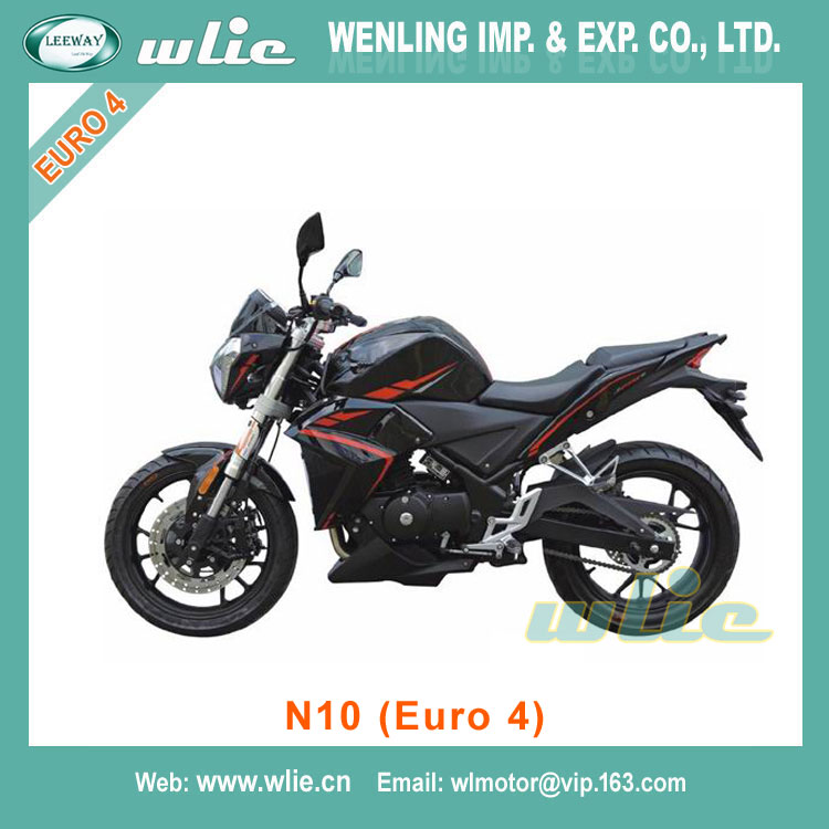 China Made off-road motorcycle 125cc off road use EEC Euro4 Racing Motorcycle N10 Water cooled EFI system (Euro 4)
