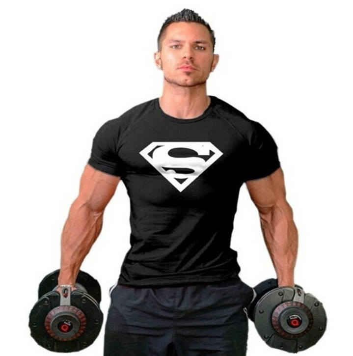 Dry Fit Sports Gym T Shirt For Men