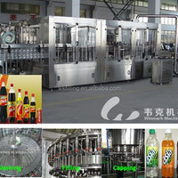 Automatic Customized Bottling Carbonated Beverage CO2
