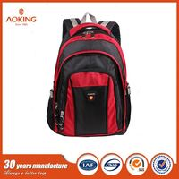 Leisure popular school backpacks for university students