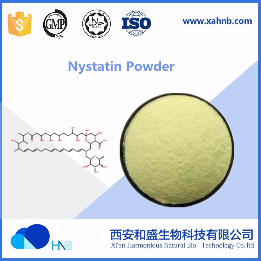 Pharmaceutical Grade Nystatin Powder 1400-61-9 price