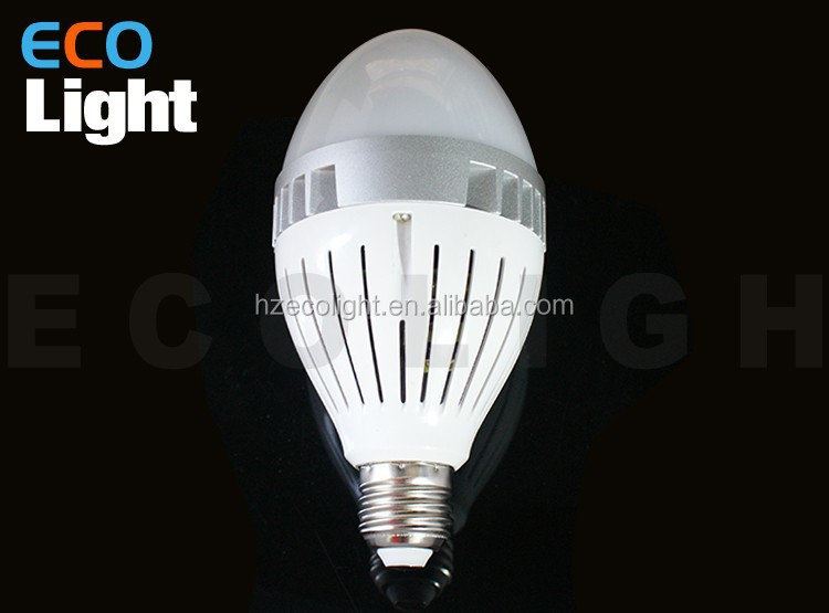 Big watt! Aluminum body E40 60W 5000 lumen led E40 bulb