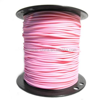 Colorful rubber cord/seal strip for window/fridge/door
