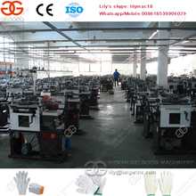 CE Approved Customized Seamless Cotton Hand Gloves Making Machine