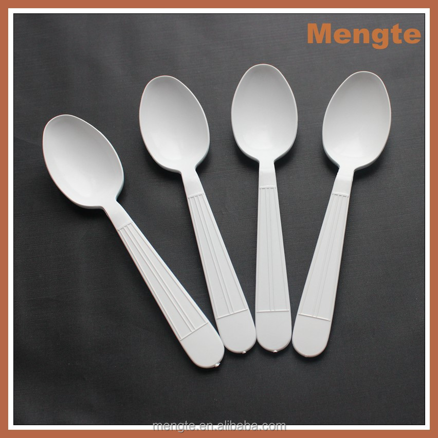 chinese cheap heavy weight disposable plastic measuring spoon
