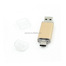 USB flash driver 16G type C mobile phone disk usb c flash driver