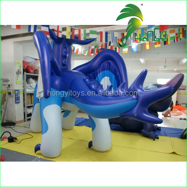 Giant Inflatable Dragon With Wonderful Work And Design