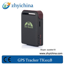 Mini waterproof global real-time software tracking server with web online tracking service platform
