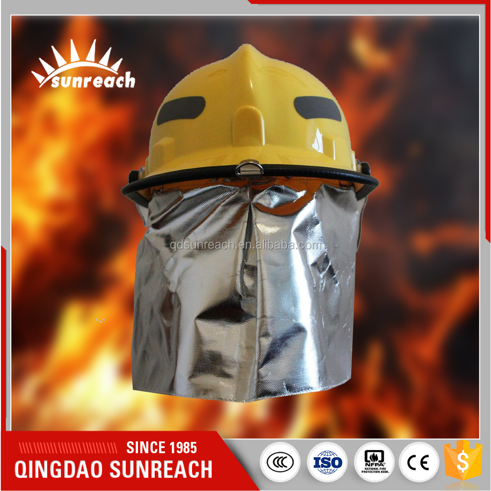 China Wholesale For Fireman Safety Heat Resistant Helmet