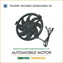 12V Denso Quality Radiator Fan Motor for Passat 8D0 959 455B Power 80W