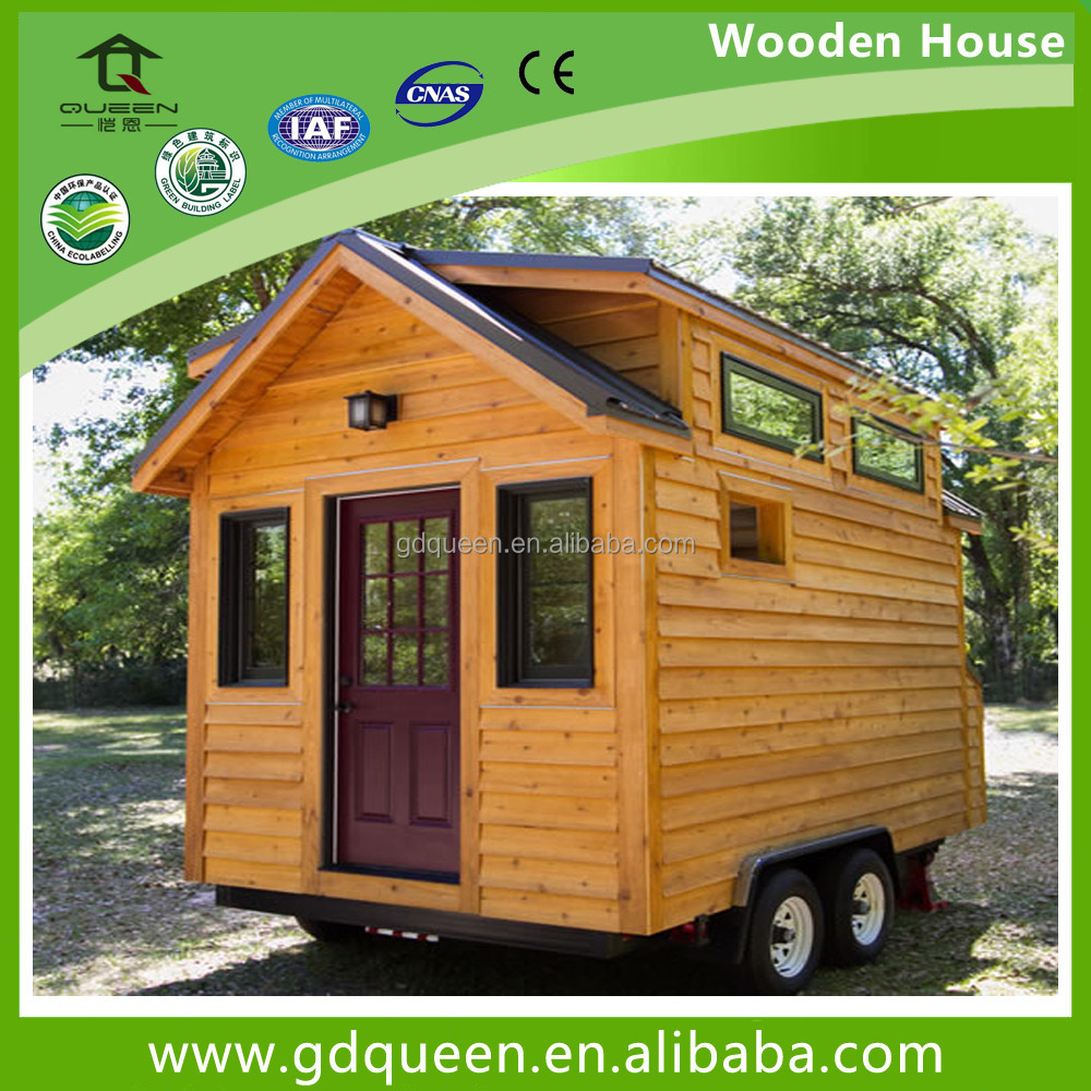 prefab modular vacation trailer with NZ/AS standards