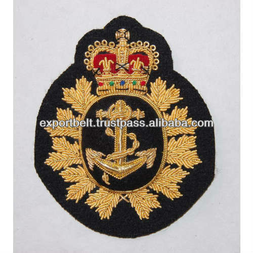 Royal Canadian NAVY PETTY OFFICERS CAP BADGE | Military and Civilian Badges from Canada