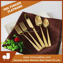 24 pcs cutlery set with s/s dessert spoon stainless steel tea scoop