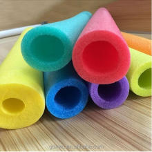 colored protective foam pipe tube padding/foam tube/protective foam padding tube