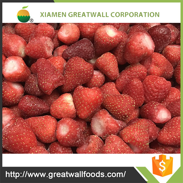 BRC seedless strawberries