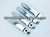 CAR DOOR HANDLE COVER CHROMED FOR TOYOTA VIOS 03'