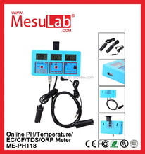 High quality Online conductivity meter / EC controller / EC probe / EC sensor