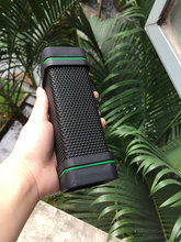 Super quality stereo high power 2.0 CH outdoor bluetooth speaker with waterproof rugged case